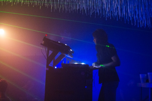 Honey Dijon perfoms at Cameo, Brooklyn, NY.