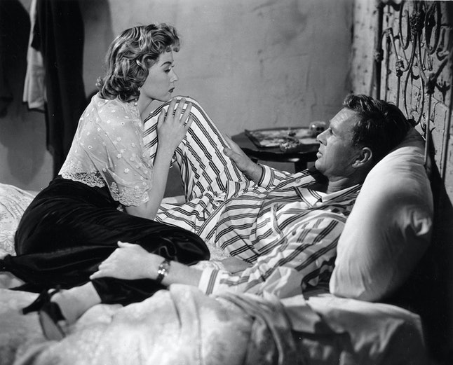 Gloria Grahame, Sterling Hayden
